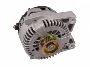Alternator Assy, New, 130 Amp, Incl Pulley, Voltage