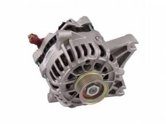 Alternator Assy, Reman, 110 Amp, Incl Pulley, Voltage