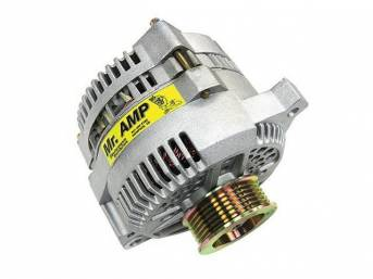 Alternator, High Output, Performance Distributor, Mr. Amp Design,