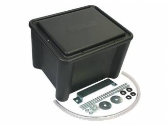 MOROSO Sealed Relocation Battery Box for 79-04