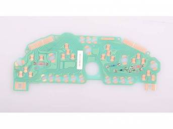 Instrument Cluster Printed Circuit Board for 96-98 4.6L
