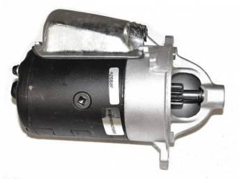 Starter, Motorcraft W/ Id Codes *D8of-Aa*, *E1af-Ba*, *E25f-Aa*, *E3af-Aa*, Prior Part Number D7oz-11002-A, E1az-11002-B, E25z-11002-A, E4dz-11002-B, E4dz-11002-Brm, G2mz-11002-F