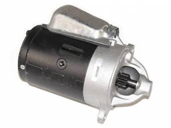 Starter, Motorcraft, W/ Id Codes *D8of-Aa*, Prior Part Number D7oz-11002-A, E1az-11002-B