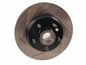 Rotor, Front, Gas Slotted, Rh, Stop Tech, Oe