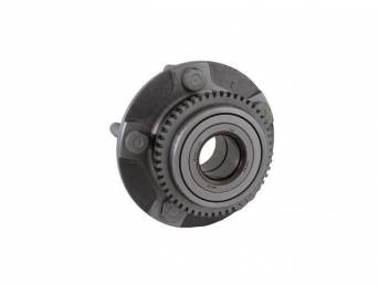 Hub Assy, Front Wheel, Rh Or Lh Side, Incl Abs Ring, Original, Prior Part Numbers F4zz-1104-A, F6zz-1104-Aa, F8zz-1104-Aa, Yr3s-1104-Ba, 1r3z-1104-Aa, 1r3z-1104-B