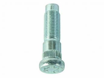 Stud, Wheel, Front, 1/2 Inch-20 X 1 7/8 Inch, Repro