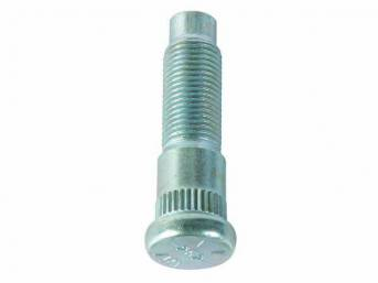 Stud, Wheel, Front, 1/2 Inch-20 X 1 15/16 Inch, Repro
