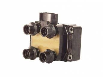 Coil Pack, Ignition, 1 Required Per 4 Cylinders,