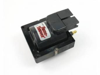 Coil Assy, Ignition, Flame-Thrower Ignition, Pertronix, 50,000 Volt Unit, Use W/ Tfi Style Coils