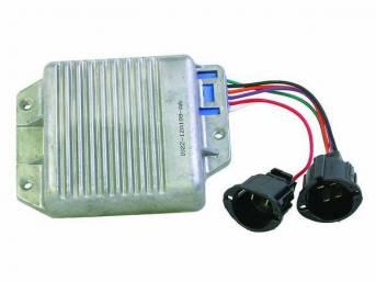 Ignition Control Module, (Icm), W/ Id Codes *D8ve-A1c*, *D8ve-A2c*, *D8ve-A2b*, *D8ve-A2c*, Original, Prior Part Number D9vz-12a199-A, Dy-184-C