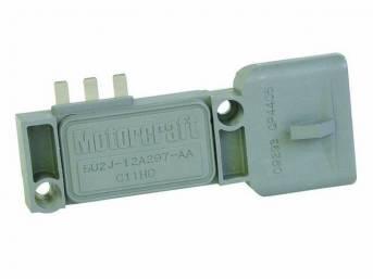 Ignition Control Module, (Icm), W/ Id Codes *E3ef-A1a*,