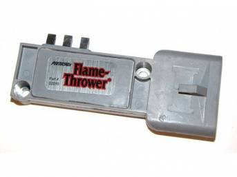 Ignition Control Module, (Icm), Pertronix Flame Thrower, Only Use W/ Id Codes *E3ef-A1a*, *E3ef-A2a*, They Are Designed To Enhance High Rpm Performance Spark, Repro