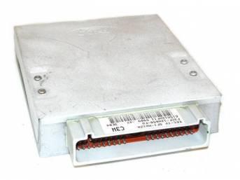 Processor Assy, Pcm, W/ Id Codes *F3zf-Fa*, E9zz-12a650-Ca, F3zz-12a650-Ea, F3zz-12a650-Fb