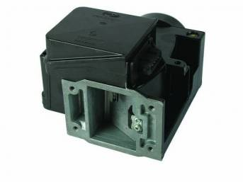Sensor Assy, Electronic Air Control / Mass Air Meter, Reman, W/ Id Codes *E4zx-Aa*, E4zz-12b529-A, See Also M-12b579 For Later Years
