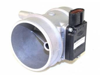 Sensor Assy, Mass Air Meter, Reman, W/ Id Codes *F1sf-A*, *F1sf-Aa*, E9zz-12b579-A, F1zz-12b579-A, F1zz-12b579-Aarm