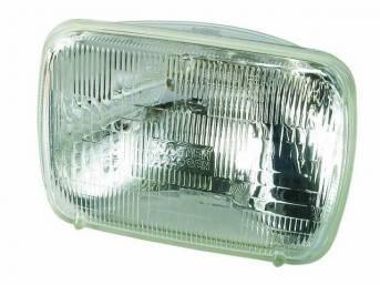 Bulb, Head Light, Rectangular, Repro, E1fz-13007-A