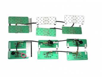 Easy Performance Sequential LED Taillight Kit for 87-93 Mustang LX