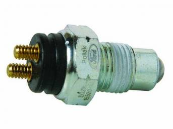 Switch Assy, Back Up Lamp, W/ Id Codes *D4fz-A*, *D42r-Aa*, *Eozr-Aa*, Transmission Tag Marked *Rad*, Ford