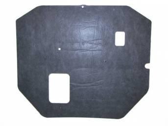 Hood Insulator for 1984-86 SVO (Repro)