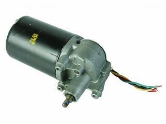 Motor Assy, Windshield Wiper, Rebuilt, D8bz-17508-B, E4zz-17508-A