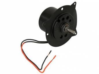 Blower Motor, Heater, W/ Id Codes *E43h-18527-Aa*, E43h-18527-Ab*, Repro, E43z-18527-A