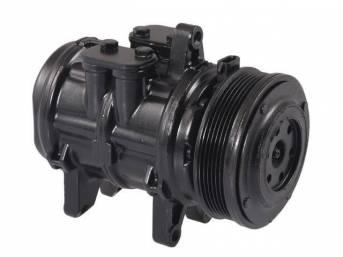 Rebuilt A/C Compressor Assembly for 82-93