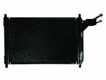 Condenser, A/C, Parallel Flow, Designed To Improve Cooling