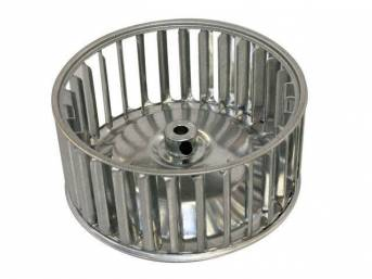 Wheel Assy, A/C Blower, Repro, D7oz-19834-A, E7sz-19834-A