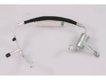 Discharge Line, Compressor To Condenser, Repro, 2r3z-19972-Aa, Yf-2854