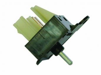 Original A/C Fan Switch for 1987-93 Mustang w/ Integral A/C
