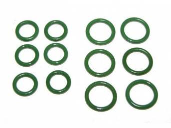 O-Ring, Compressor, Original