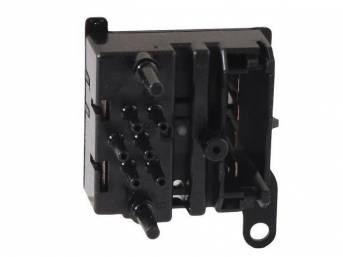 Switch Assy, A/C Damper Door, Original F2dz-19b888-A, Yh-530