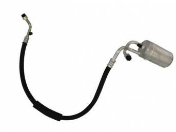 Suction Line, Evaporator To Compressor, Repro, E4zz-19c836-C, E4zz-19c836-D
