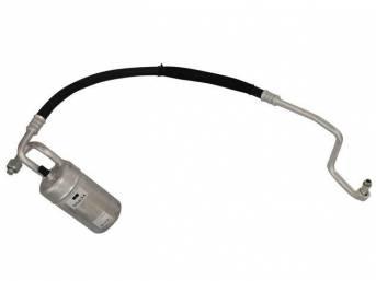 Suction Line, Evaporator To Compressor, Repro, E4zz-19c836-B