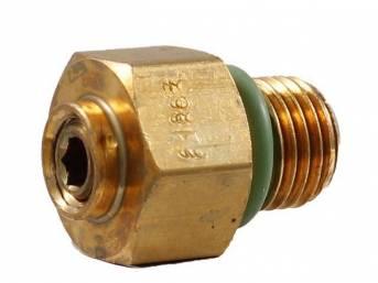 Valve Assy, A/C Compressor Pressure Relief, Original F65z-19d644-Aa, Yf-52