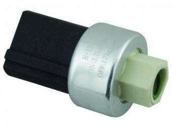 Switch Assy, A/C Clutch Cycling Pressure, Repro