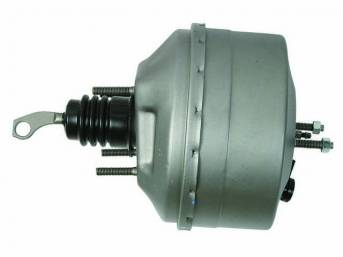 Booster Assy, Power Brakes, W/O Master Cylinder, Rebuilt, F3zz-2005-A