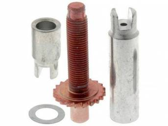 Screw Assy, Brake Adjuster Rear, Rh, Repro, D9bz-2041-A