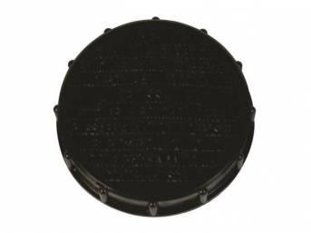 Cap, Master Cylinder, Original, Prior Part Number E6dz-2162-A, E9sz-2162-A