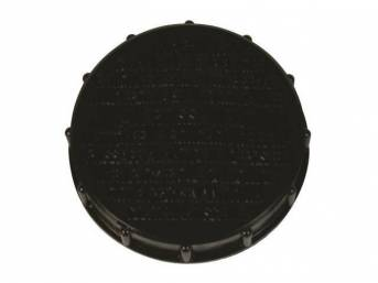 Cap, Master Cylinder, Original, Prior Part Number E6dz-2162-A,