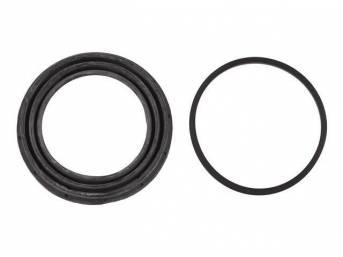 Caliper Seal Kit, Front Brake, Rh Or Lh