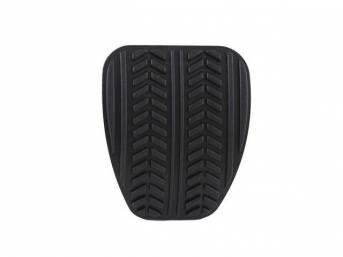 Pad, Brake And Clutch Pedal, Original, F4zz-2457-A