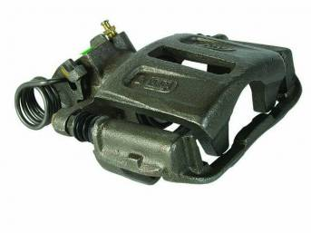 Caliper Assy, Disc Brake, Rear, Rh, Rebuilt, W/ Mounting Bracket, F3zz-2552-A