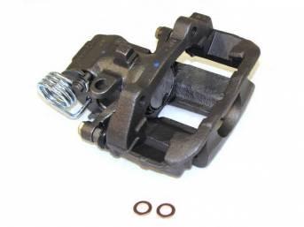 Caliper Assy, Disc Brake, Rear, Lh, Rebuilt, W/ Mounting Bracket, F3zz-2553-A
