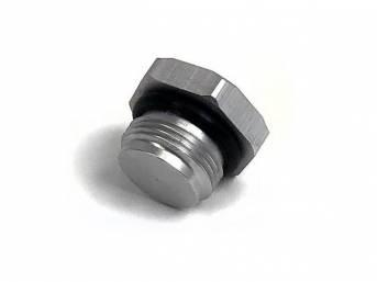 Plug, Brake Proportioning Valve, Bear Brakes, Incl (1)