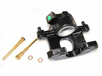 Caliper Assy, Disc Brake, Front, Rh, Black, Powder Coated, Rebuilt, E7sz-2b120-A, F1zz-2b120-A