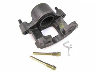 Caliper Assy, Disc Brake, Front, Lh, Rebuilt, Eobz-2b121-A