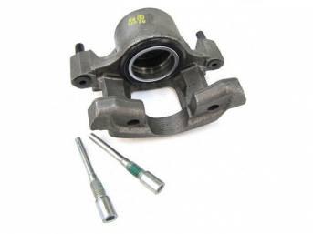 Caliper Assy, Disc Brake, Front, Lh, Rebuilt, E5zz-2b121-A