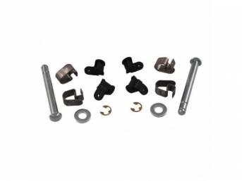 Mounting Kit, Disc Brake Caliper, Incl (2) Caliper