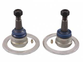 Ball Joint Assy, Lower Arm, Steeda X2 Style,
